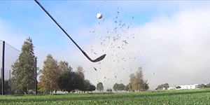 Measuring the Timing of the Golf Swing from Video