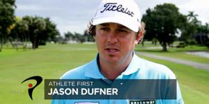 Jason Dufner - Competition