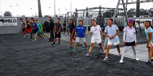 Physical Education as a Solid Foundation for Junior Golf