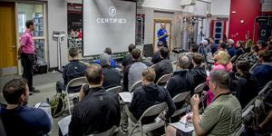 Watch Dave Phillips and Greg Rose Perform a TPI Screen at our Level 1 Seminar