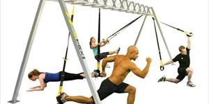 TRX - Fitness Anywhere