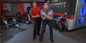 The Pelvic Rotation Test