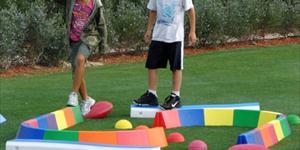 Developing Balance in Junior Golfers