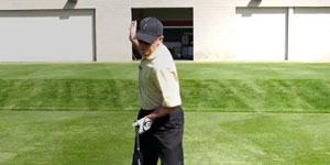 Adjustments in the Swing for Maintaining Posture for Seniors