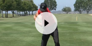 Lead Hip High Lead Shoulder Low