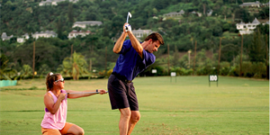 Improving from the Ground Up: How the Function of the Ankle and Foot Influence Your Swing