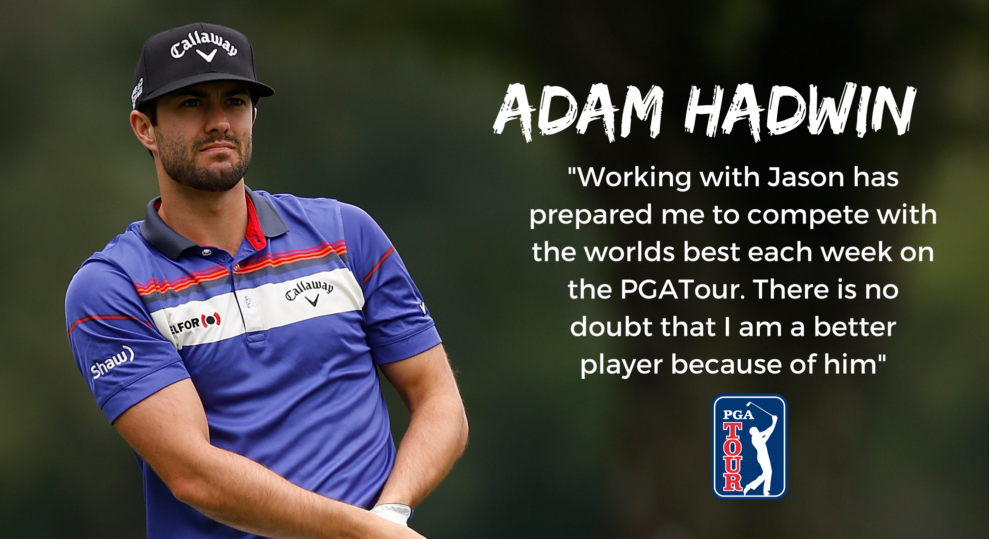 Inside adam hadwins work with his tpi certified team article tpi his swing coach is ralph bauer an instructor based out of toronto who also assists with the canadian olympic team bauer is not tpi certified xflitez Images