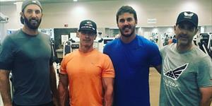 Behind the Scenes With Brooks Koepka's Team