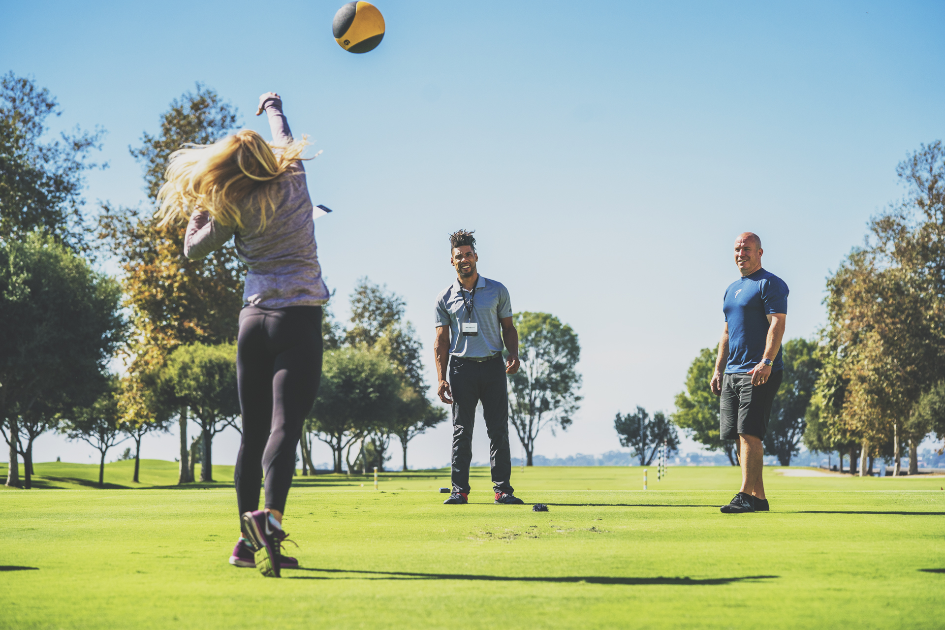 The Best Exercises To Increase Clubhead Speed | Article | TPI