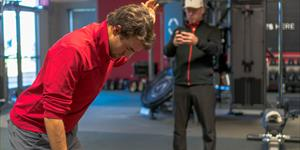 Watch Dave Phillips and Lance Gill Analyze a Pro Golfer's Body-Swing Connection