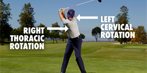 Why Neck Mobility May Be Limiting Your Backswing