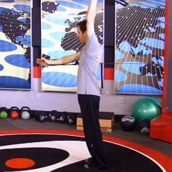 Assistante Flexion de l'épaule Avec PA permanente