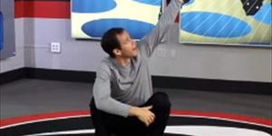 Overhead Deep Squat Progression