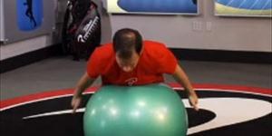 I's on a Stability Ball