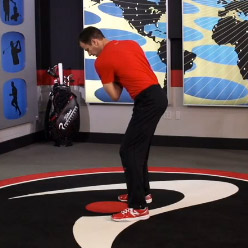 Torso Backswing Neutral Pelvis