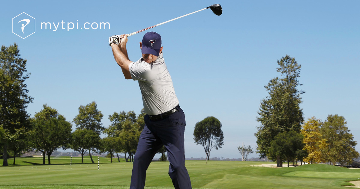Early Extension | Swing Characteristics | TPI