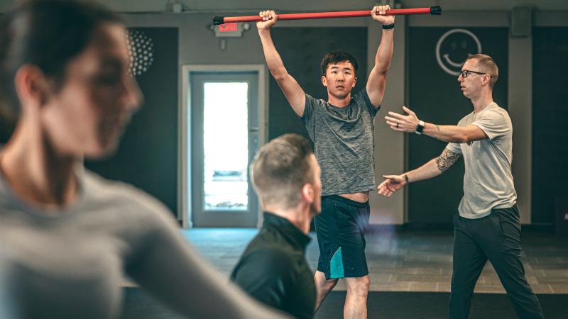 Fitness 2 - Organization