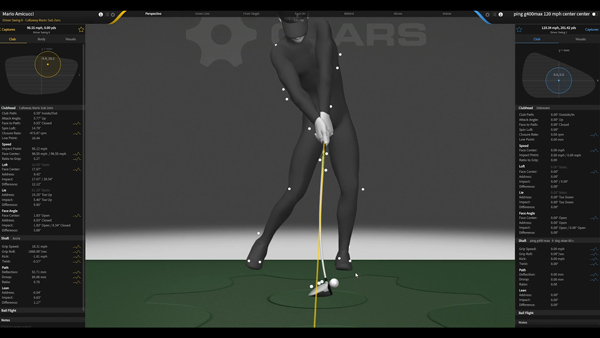 Club Fitting For Power