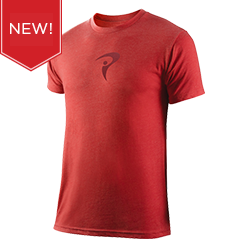 Transition - Short SleeveTee (Vintage Red)