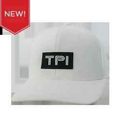 Binary Performance Cap (White)