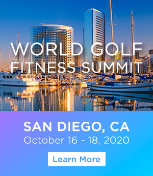 2020 World Golf Fitness Summit