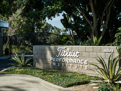 Titleist Performance Institute