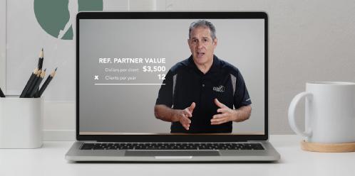 How To Get Clients In The Door